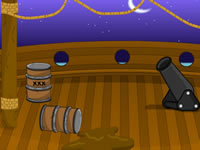 Jeu Treasure Ship Escape