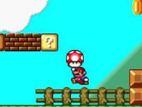 Jeu Mario Forever Flash