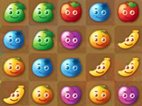 Jeu Fruits Blast