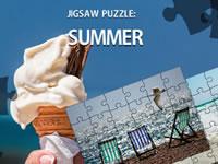 Jeu Jigsaw Puzzle Summer