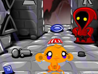 Jeu gratuit Monkey GO Happy Four Worlds 4