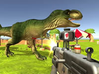 Jeu Dinosaur Hunter Dino City