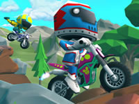 Jeu Moto Trial Racing