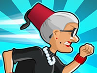 Jeu Angry Gran Run Turkey