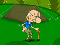 Jeu Grandpa Survival Escape