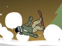 Jouer à Downhill Snowboard 3