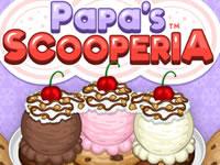 Jeu Papa's Scooperia