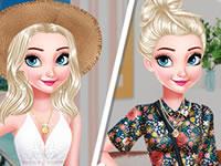 Jeu Elsa 4 Saisons