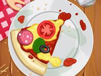 Jeu Défi Pizza
