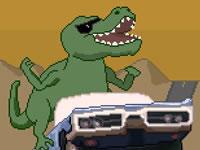 Jeu gratuit Dino Road