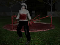Jeu Jeff The Killer Horrendous Smile