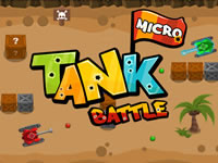 Jeu Micro Tank Battle