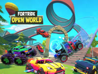 Jeu Fortride - Open World