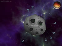 Jeu Asteroid Must Die