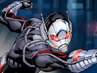 Jeu Ant-Man and The Wasp - Attack of the Robots
