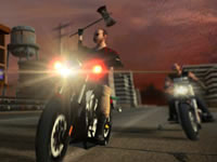 Jeu gratuit Bike Riders 3 - Road Rage