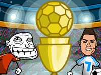 Jeu Troll Football Cup