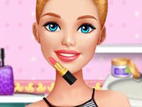 Jeu Barbie Tutoriel Beauté