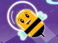 Jeu Cosmic Bee
