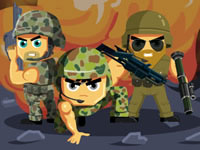Jeu Soldiers Combat