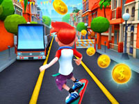 Jeu Subway Surf