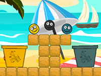 Jouer à BeachBall Fun