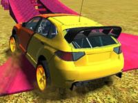 Jeu gratuit Extreme Car Stunts 3D
