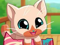 Jeu Mon petit chaton mignon
