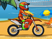 Jeu Moto X3M Bike Race Game