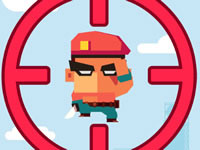 Jeu Blocky Sharpshooter