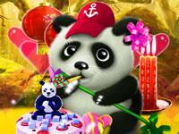 Jeu Joyeux panda