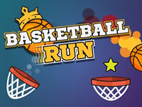Jeu Basket Ball Run