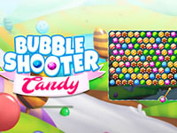 Jeu Bubble Shooter Candy