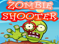 Jeu Zombie Shooter Game