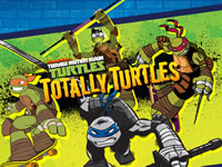 Jeu gratuit Teenage Mutant Ninja Turtles Totally Turtles