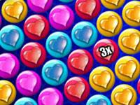 Jeu gratuit Love Bubbles