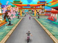 Jeu Angry Gran Run Japan