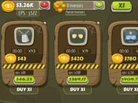 Jeu Military Capitalist - Idle Clicker