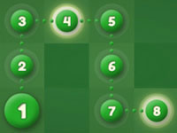 Jeu Number Sequence