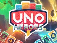 Jeu Uno Heroes