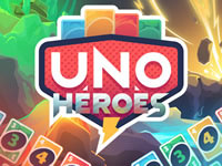 Jeu gratuit Uno Heroes
