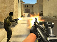 Jeu Counter Terrorist Strike