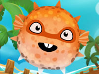 Jeu Super Puffer Fish