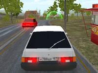 Jeu gratuit Russian Car Driver HD
