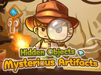 Jeu gratuit Hidden Object Mysterious Artifact