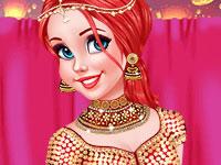 Jeu Princesses Mariage Oriental