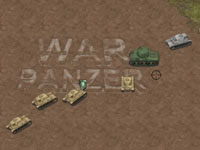 Jeu War Panzer