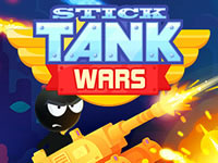 Jeu Stick Tank Wars