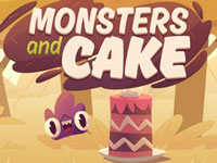 Jeu Monsters and Cake