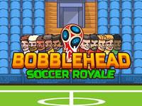 Jeu Bobblehead Soccer